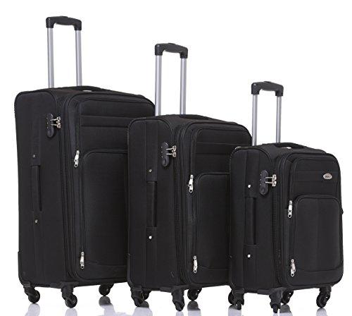 3 Maletas de4ruedas - Bolsa de viaje - 5Colores
