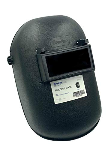 BRUFER 216041 Welding Helmet with Flip-up Movable Lens
