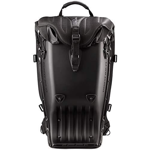 Boblbee GTX-Mochila de protección Dorsal 25 L, Color Negro