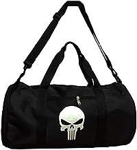 حقيبة دفل مواد اصطناعية لل للجنسين,اسود - حقائب دفل للنشاطات الرياضية والخارجية