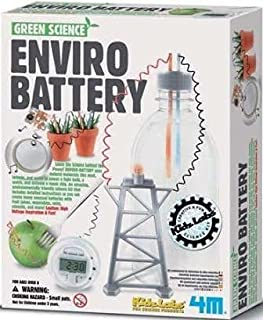 Enviro Battery - Green Science - Science game