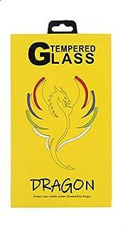 شاشة حماية لاصقة زجاج مضادة لبصمات الاصابع لموبايل ابل ايفون 8 بلس من دراجون - شفافة