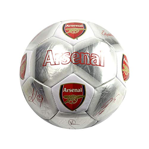 arsenal special edition signature football