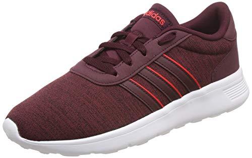 adidas Lite Racer, Zapatillas de Entrenamiento Hombre, Rojo (Maroon/Maroon/Hirere Maroon/Maroon/Hirere), 41 2/3 EU