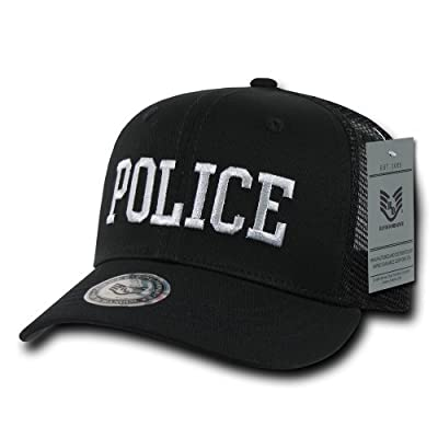Rapiddominance Police Back to