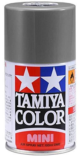 Tinta Spray - Gun metal Light - TS-42-100ml - Tamiya TAM85042