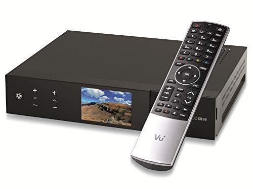 VU+ Duo 4K SE BT 1x DVB-C FBC Tuner PVR Ready Linux Receiver UHD 2160p
