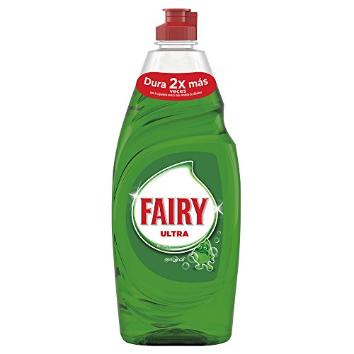 Fairy Ultra - Líquido lavavajillas, 615ml
