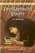 pre-raphaelite poetry: منتج ً ا anthology (Dover thrift Editions)