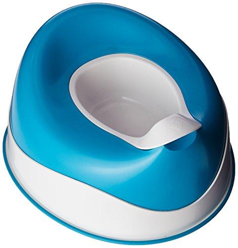 Prince Lionheart pottyPOD Basix - petit pot Basix : base et assise en plastique - Blue Berry
