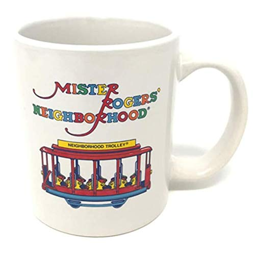 The Mr Rogers Neighborhood Archive Coffee Mug 11 Oz