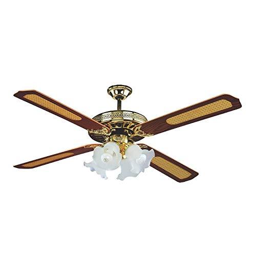 Ventilatore da soffitto 4 pale DCG Eltronic VE CRD53 L