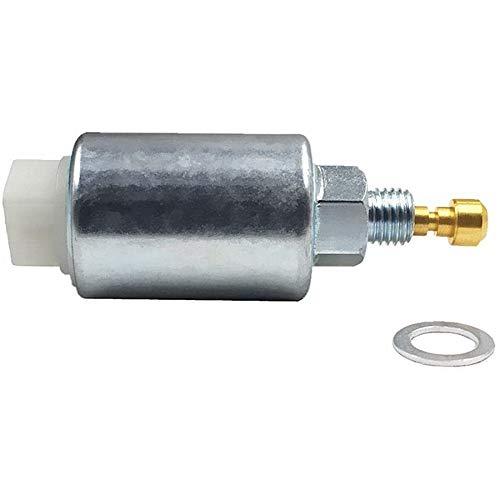 Cobeky Carburador combustible solenoide válvula 699915 para carburador 695423 699878 794572 796109 cortadora de césped accesorios
