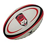 GILBERT Mini/midi ballon de rugby Réplique Lyon, Mini