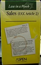 Sales, UCC Article 2