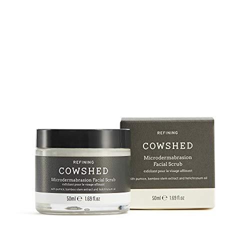Cowshed Refining Microdermoabrasión Facial Scrub, 50 ml