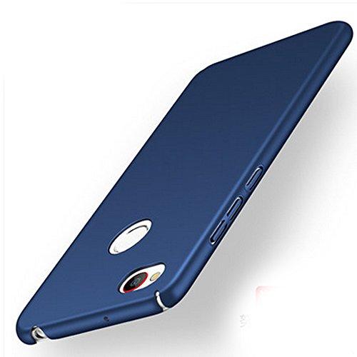 UKDANDANWEI ZTE Nubia Z11 Mini Hülle,extrem schlicht-dünn-Leichte PC Handy Schutzhülle für ZTE Nubia Z11 Mini - Blau
