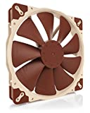 Noctua NF-A20 PWM, Premium Quiet Fan, 4-Pin (200x30mm, Brown)
