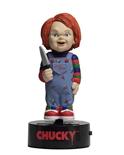 Chucky Die Mörderpuppe - Body Knocker Wackel Figur - Actionfigur - Chucky