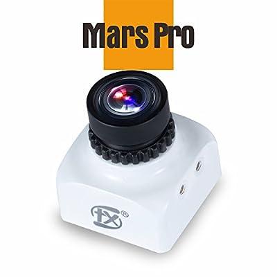 FXT FPV Camera Mars Pro 1000TVL WDR Integrated OSD FOV 145° Mini Camera for FPV RCing Drone T72
