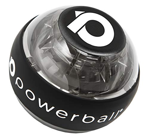 Serie di Powerball 280Hz Autostart - Palla per Esercizi Giroscopio - Migliora la Presa, Rafforza i Muscoli dell'Avambraccio - Riabilita da Dolore e Fratture ai Polsi (Classic Hybrid)