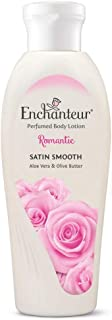Enchanteur Perfumed Body lotion With aloe Vera & Olive Butter, Romantic 200 mL