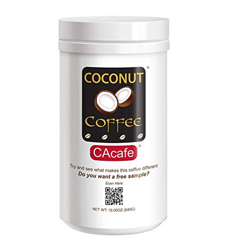 This is a Coconut Coffee You Can't Miss, Made from Coconut & Colombian Coffee. Coconuts Are Nutritious, Packed with Vitamins, & High In Antioxidants. Coconut is The World's Most Popular Superfood