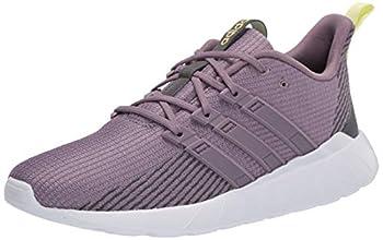 adidas Women s Questar Flow Sneaker Legacy Purple/Legacy Purple/Yellow Tint 5 M US