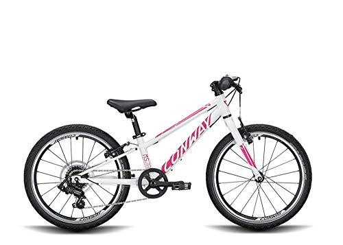 CONWAY MS 200 Rigid Kinder Mountainbike Kinderfahrrad MTB Fahrrad White/pink 2020