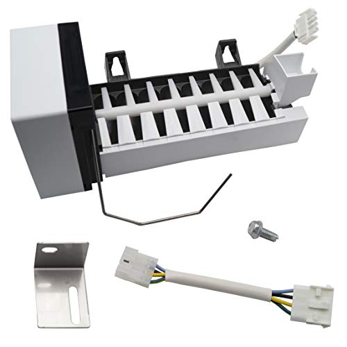 Supplying Demand 5303918277 Refrigerator Ice Maker Kit With Connectors Fits...