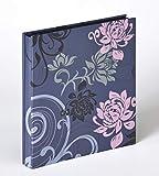 Foto Album grindy, grigio blu, 400 Foto 10x15 cm