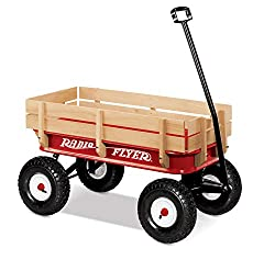 which is the best wagon with big wheels in the world