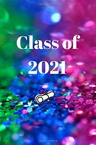 Class of 2021: Glitter Journal