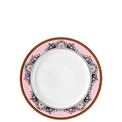 Versace-Frühst.Teller 22 cm-Étoiles de Mer,pink
