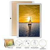 Tablette 10 Pouces Tablette Tactile Android 8.0 3Go de RAM 32 Go de ROM Tablette...