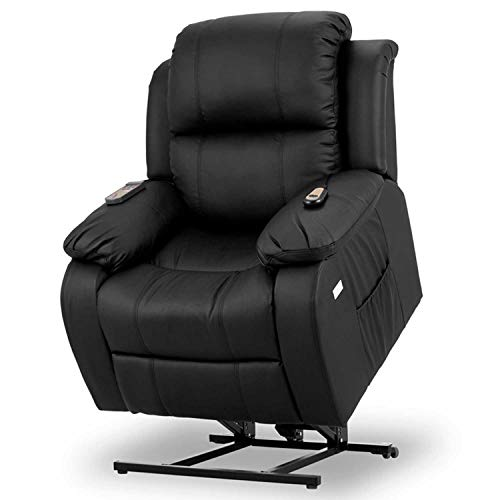 potente comercial sofas reclinables eléctricos pequeña