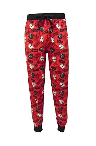 Star Wars A New Hope - Pantalón Pijama para Hombre Rojo L
