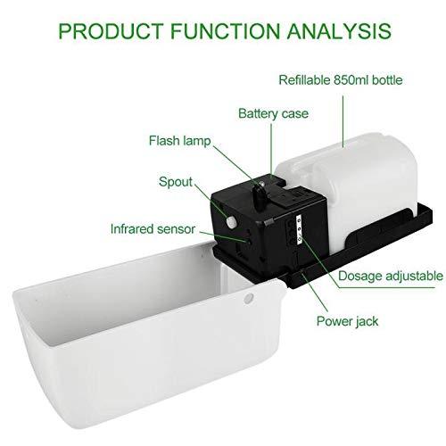 BAXET usefulness accessories Dispensadores de loción y de jabón