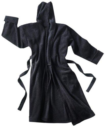 Essix - Peignoir New York Maille polaire Noir Taille XL