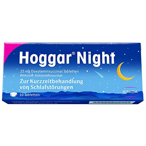Hoggar Night Tabletten, 10 St. Tabletten