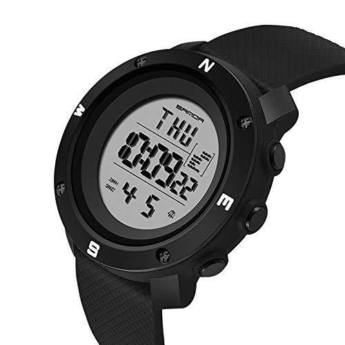 GLEMFOX Adult Kinderen Sport Digitale Horloge, Jongens Waterdichte Outdoor LED Scherm Horloge Elektronische Kinderen Vrije tijd Horloge-Groot en Klein Small #4