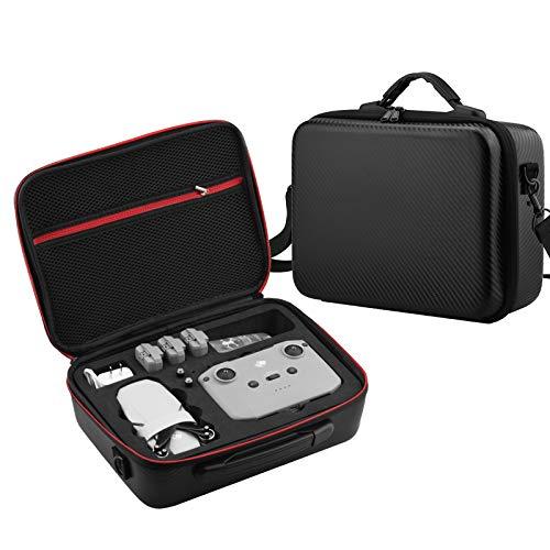 O'woda Mavic Mini 2 Custodia da Trasporto, Valigetta per Drone e Telecomando, Portatile Protettiva Viaggio Borsa di stoccaggio Scatola Impermeabile Zaino per DJI Mavic Mini 2 Accessori