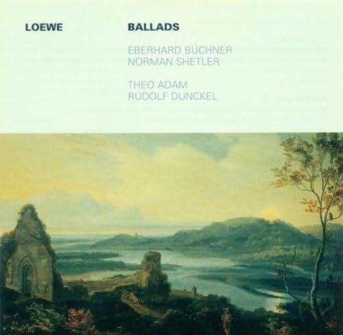 Theo Adam, Eberhard Buchner, Norman Shetler, Rudolf Dunckel