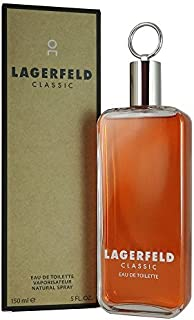 Lagerfeld Classic Lagerfeld EDT Spray Men 5 oz (Pack of 2)