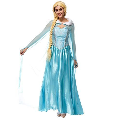 hhalibaba Adulto Princess Disfraz Anime Fantasia Princess Cosplay ...
