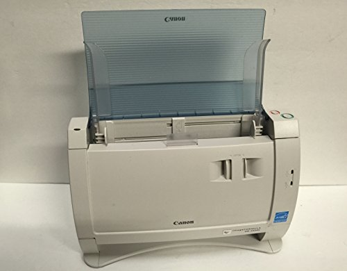 Canon DR-2050C Color Duplex 20PPM A3 50 Sheet Adf 600DPI USB