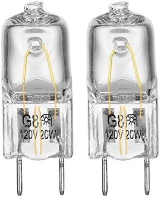 Light Bulb for GE Microwave Oven Halogen Light Bulb Fits for GE Samsung Kenmore Elite Maytag product image