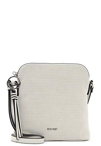 Suri Frey Holly Handbag with Zip M Ecru