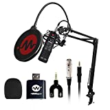 Best Condenser Microphones - WRIGHT WR BM 800 Condenser Microphone with USB Review