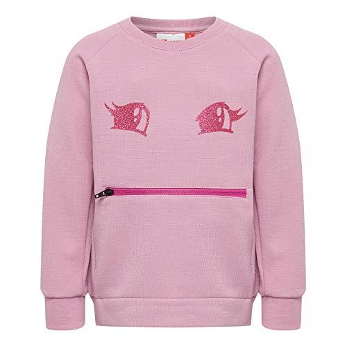 Lego Wear Baby-Mädchen LWSOPHIA 604-SWEATSHIRT Sweatshirt, Rosa (Rose 434), (Herstellergröße: 92)